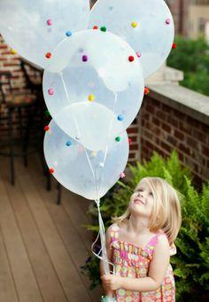 Poppytalk: 10 Party Pretties #baloons