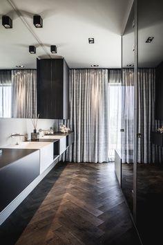 Unique Home Decor .Unique Home Decor Residential Interior Design, Luxury Interior Design, Bathroom Interior Design, Unique Home Decor, Cheap Home Decor, Luxury Hotel Bathroom, Cheap Houses, Cabin Homes, Bathroom Inspiration