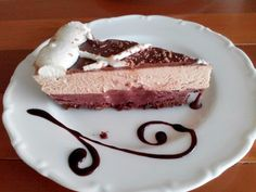 Toblerone cheesecake from Ann Co Cakes.