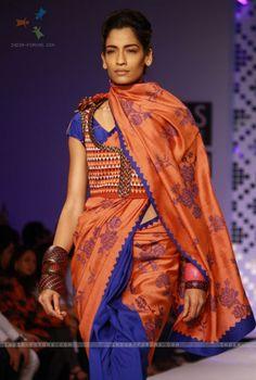 Designer Payal Pratap ,Wills Lifestyle India Fashion Week -2013 ...