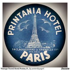 , Hotels Posters
