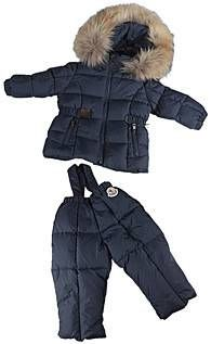Moncler Jacket Kids Black