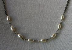 Handmade Jewelry - Industrial Pearl