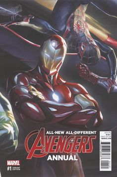 Marvel have revealed details on a new All-New, All-Different Avengers annual comic book that is coming soon. Here are the details: The Fan-Fiction World of [. Marvel Dc Comics, Marvel Avengers, Marvel Heroes, Marvel Characters, Ms Marvel, Captain Marvel, Anime Comics, Iron Man Wallpaper, Marvel Wallpaper