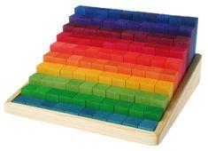 Os blocos escalonados são óptimos para brincar e para aprender. Tratam-se de blocos de construção coloridos e de vários tamanhos, existentes em quantidades iguais. Permitem desenvolver a criatividade, competências matemáticas, nomeadamente de lógica, cálculo e proporção, desenvolver o raciocínio, e tudo isto enquanto a criança brinca. Ora aqui ficam algum exemplos de Jogos que se…