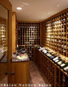Is this enough room to store the wine?