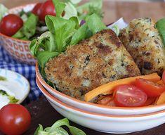 Grieß-Quinoa-Frikadellen