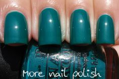 More Nail Polish: Brazil by OPI (coming in Feb.) - AmazON - AmazOFF