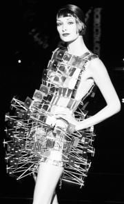 Costume by Paco Rabanne