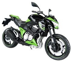 Skynet 112 finished goods bike Kawasaki Z800 lime green by Aoshima ** Check this awesome product by going to the link at the image. Note: It's an affiliate link to Amazon