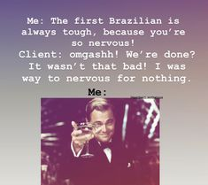 #esthetician #beauty #memes Spa Quotes, Beauty Quotes, Brazilian Wax Tips, Waxing Memes, Full Body Wax, Heather Jones, Body Waxing, Live A Little, Which One Are You
