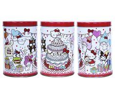 【2014】【Hello Kitty 40th Anniversary Special Collaboration Design】Cookie (¥800 税込)(Manufacturer: 株式会社北陸製菓)★Little Twin Stars★
