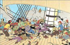 #Tintin #RedRackham
