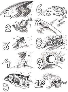 10 plagues: