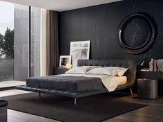 home decorating idea photos: 172 contemporary beds for perfect