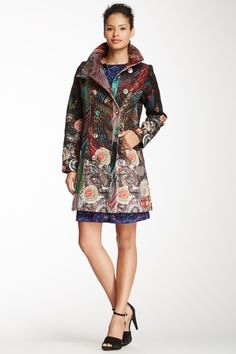 Tapestry Jacket by Desigual on @HauteLook