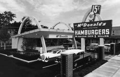 Mc Donald's in the 50's