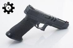 Výsledek obrázku pro glock custom slide