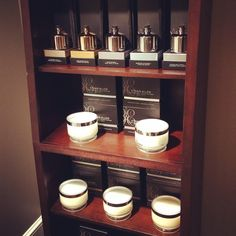 Our premium candles & diffuser reeds; richly infused with warm fragrances.
