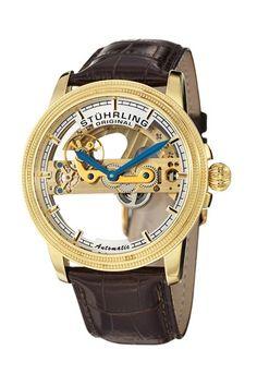 Men's Saturnalia Bridge Automatic Watch
