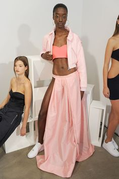 Caitlin Price, Fashion East SS16 #LFW