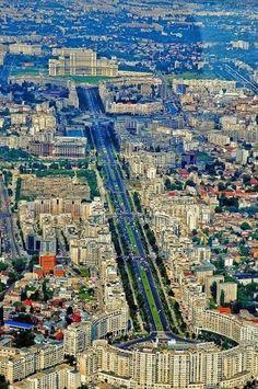 Bucharest-The little Paris Places To Travel, Places To See, Travel Destinations, Places Around The World, Around The Worlds, Visit Romania, Romania Travel, Little Paris, Bucharest Romania