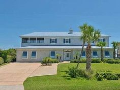 Ocean Blue Fabulous SPV Beach Front Home With Hot Tub   Vacation Rental in Ponte Vedra Beach from @homeaway! #vacation #rental #travel #homeaway