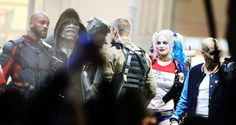 Film: More Set Photos & Videos From Suicide Squad | G33k-HQ