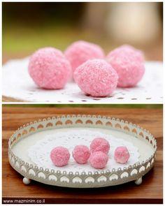 הבלוג של מזמינים: ממתקי קוקוס הכי טעימים שאכלתם אי פעם