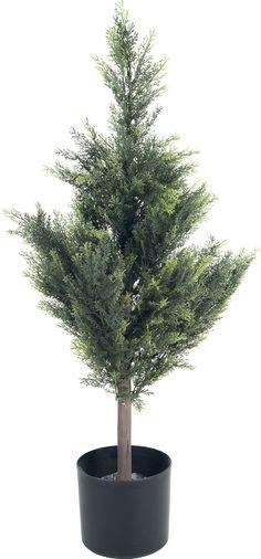 Faux Cedar Tree