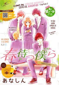 Haru Matsu Bokura Capítulo 2 página 1 - Leer Manga en Español gratis en NineManga.com
