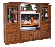 Ideas for wall unit