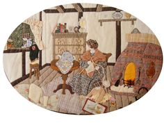 Story Quilt, Japanese craft book
