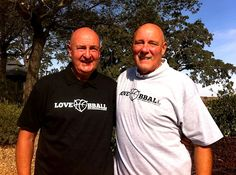 We are very proud to have former NBA Players Bud and Ralph Odgen wearing our Love Basketball T-shirts. Bud was selected by Seattle Supersonics and also for Philadelphia 76ers. His brother was selected by San Francisco Warriors.
