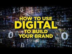 5 steps to Digital Branding - CardoneZone - Grant Cardone YouTube - #digital #branding #socialmedia