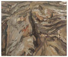 Artista [Artist]: Bruno Drolshagen, Barranco [Ravine] (2014), óleo sobre tela…