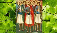 myorthodoxsite: Οι Άγιοι Πέντε Νεομάρτυρες εκ της Σαμοθράκης