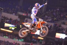 Ryan Dungey race action shot - repined by http://www.motorcyclehouse.com/