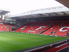 Anfield - home of Liverpool FC!