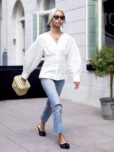 19 Casual Spring Styles Every Fashion Girl Will Need in 2018 via @WhoWhatWearUK