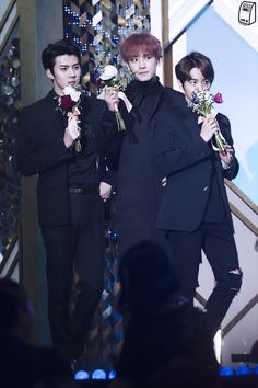 """""""160217 The 5th Gaon Chart Kpop Awards © atm b 