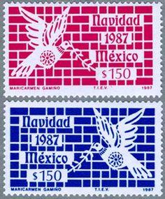 ◇Mexico  1987