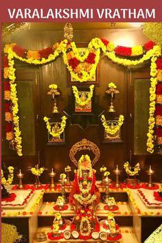 Varalakshmi Vratham or Varalakshmi Vrat is the festival to appease Goddess Lakshmi, the consort of Lord Vishnu.