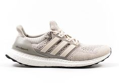 "All-new Adidas ""Cream"" Ultra Boost; December 2015."