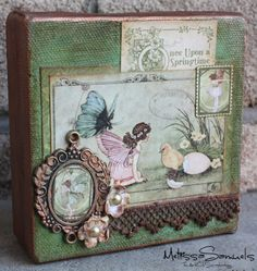 Graphic 45 Once Upon a Springtime Card designed by Melissa SamuelsCanvas (1 of 1)-2
