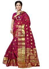New Arrivals - Fresh Fashion in Sarees and Art Silk Sarees, Color Art, Party Wear Sarees, Blouse Designs, Magenta, Kurti, New Fashion, Chiffon, Casual