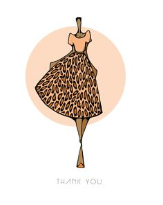 Thank You Note (Illustration by Kelsey Fairhurst)