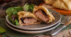Mini pite Wellington sa svinjskim lungićem - Volim meso