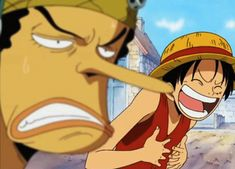 Luffy's Smile!