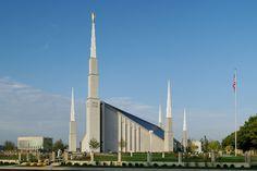Boise Idaho Mormon Temple - Yeah! It is opening